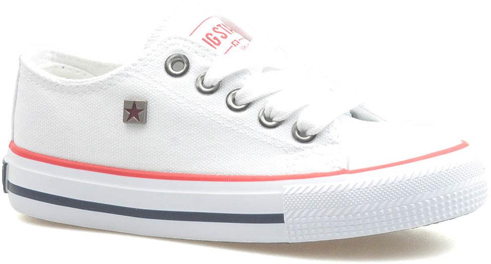 Trampki Big Star FF374200 Białe