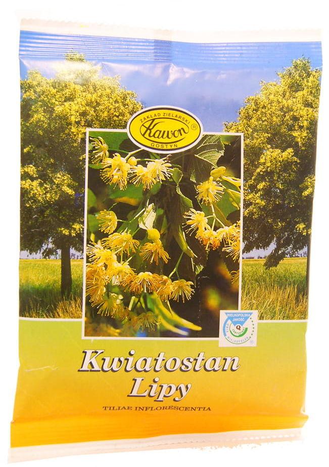 Kwiatostan lipy - Kawon - 50g