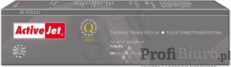 Folia AF-PFA331 do faksów Philips (Zamiennik Philips PFA-331)