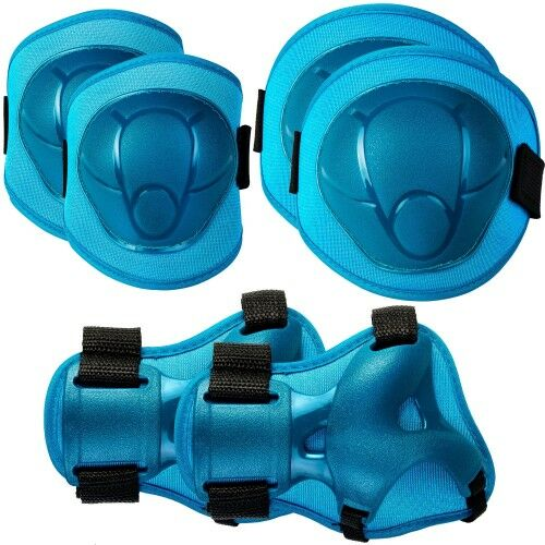 Ochraniacze Spokey Buffer niebieskie