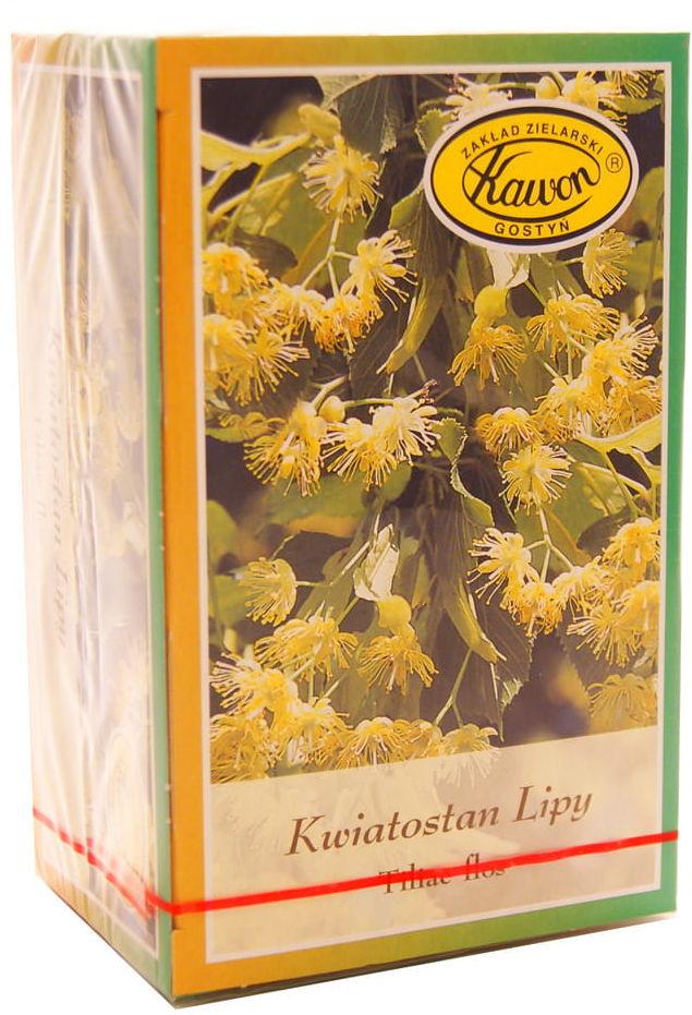 Kwiatostan lipy - Kawon - 30sasz