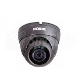 Monitoring sklepu, magazynu czy garażu - 5 Mpx kamera KENIK KG-512HD5