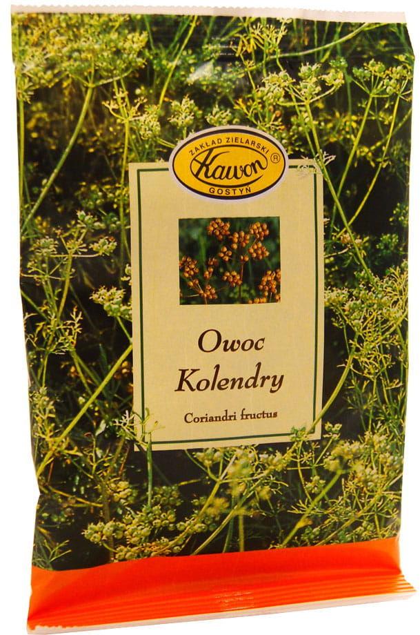 Owoc kolendry - Kawon - 50g