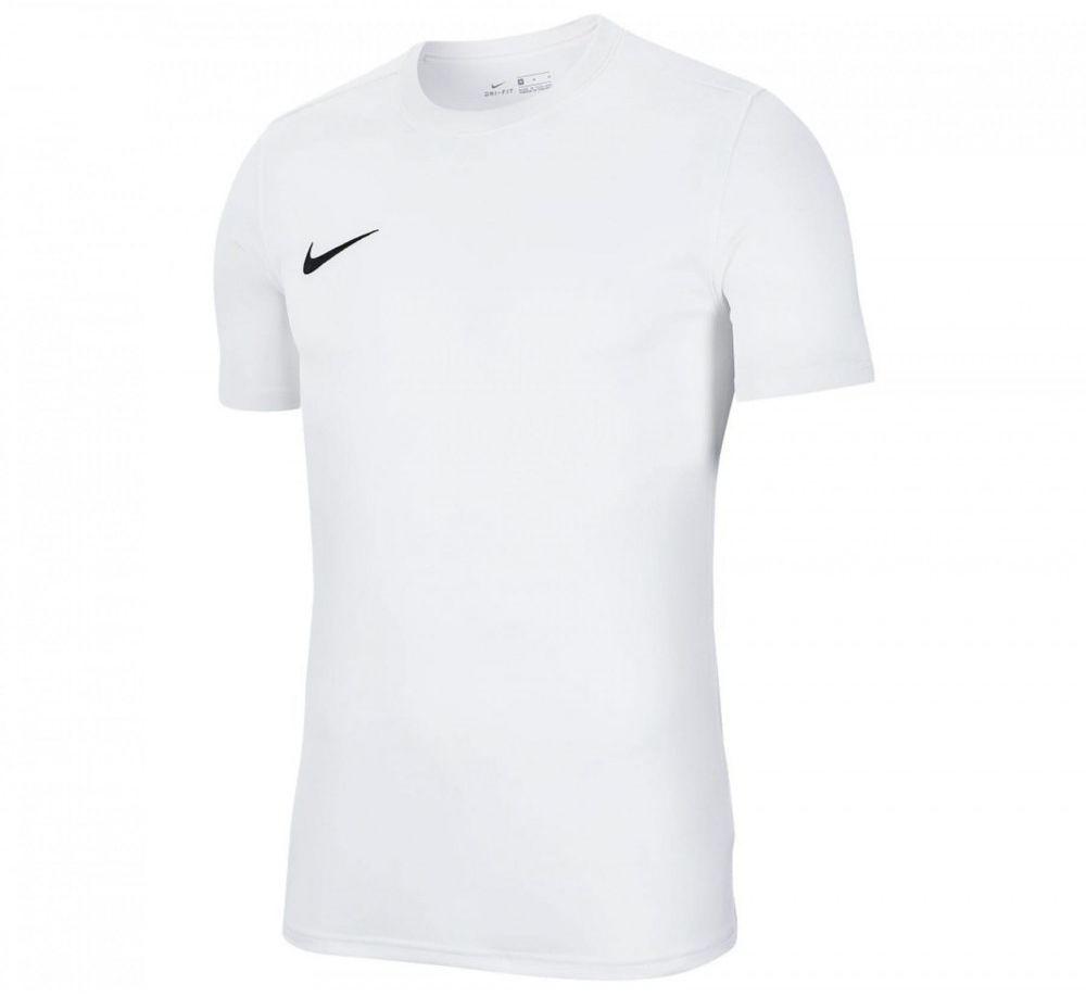 Koszulka Dziecięca Nike Park VII Junior T-shirt Oddychający Biały