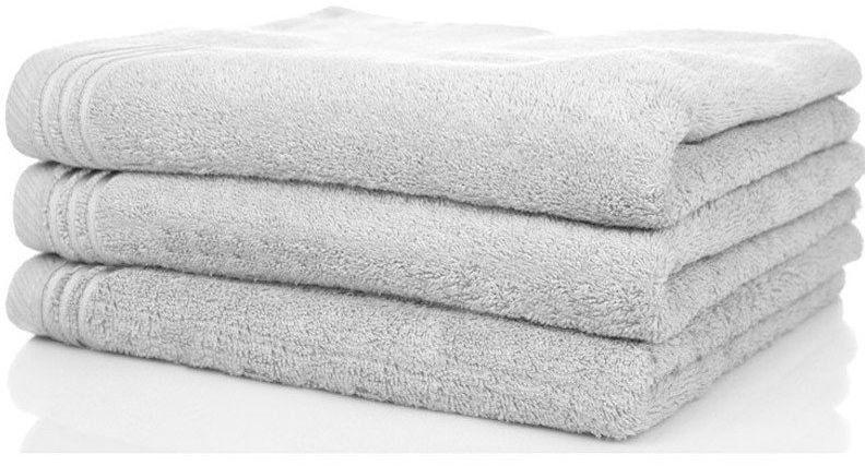 Ręcznik bawełniany Kleine Wolke Royal Silver Grey - Silver Grey
