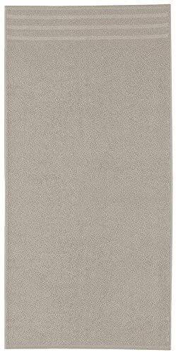 Ręcznik bawełniany Kleine Wolke Royal Basalt Grey - Basalt Grey