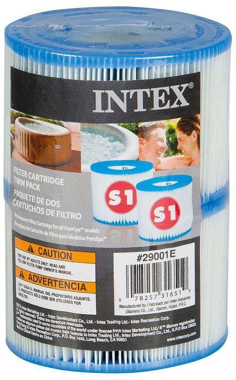 Filtr do Pure Spa Intex 29001 2 sztuki