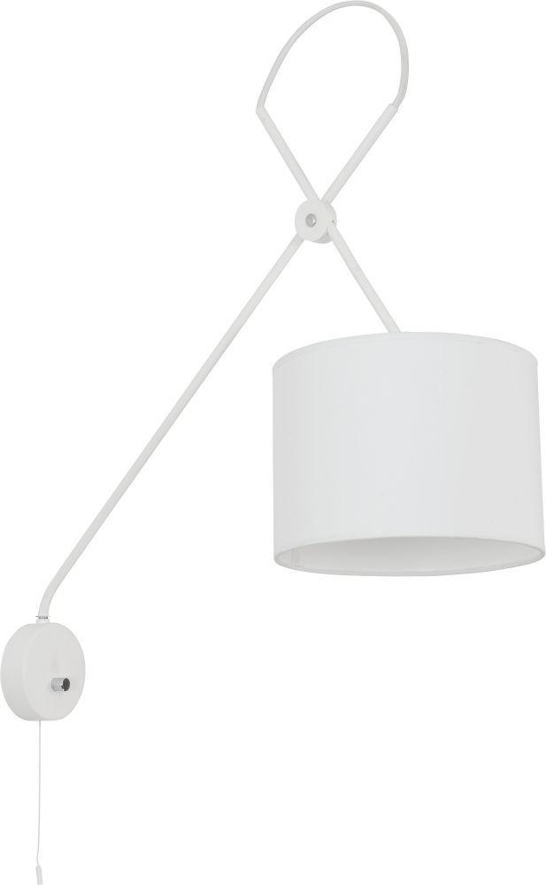 Kinkiet Viper 6512 Nowodvorski Lighting nowoczesna ruchoma oprawa w kolorze białym