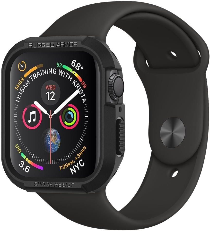 Etui Spigen Rugged Armor Apple Watch 4 (44mm) Black