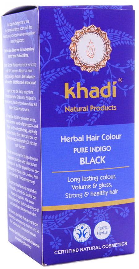 Henna khadi indygo - Khadi - 100g