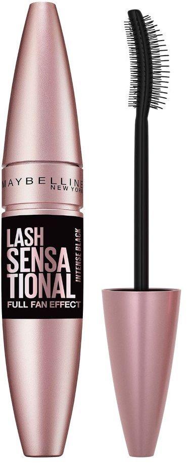 Maybelline Lash Sensational Full Fan Effect tusz do rzęs 9,5 ml - 04 Intense Black