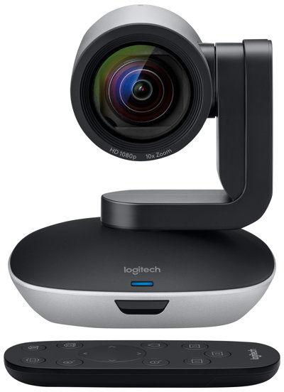 Logitech PTZ Pro 2 kamera konferencyjna Full HD, 3MP, 30fps, 90  FOV, 10x Zoom