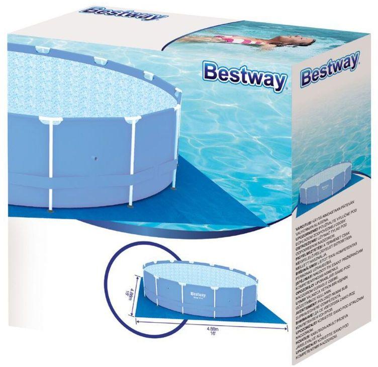Podłoga pod basen 488 x 488 Bestway 58003