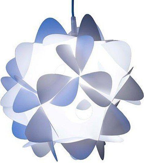Lampa orbital biała