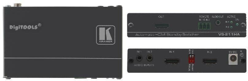 Kramer automatyczny przełącznik Standby dla HDMI