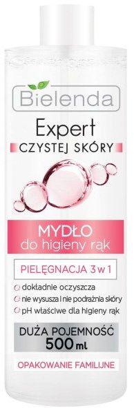 Bielenda Expert Mydło do higieny rąk 3w1 500ml