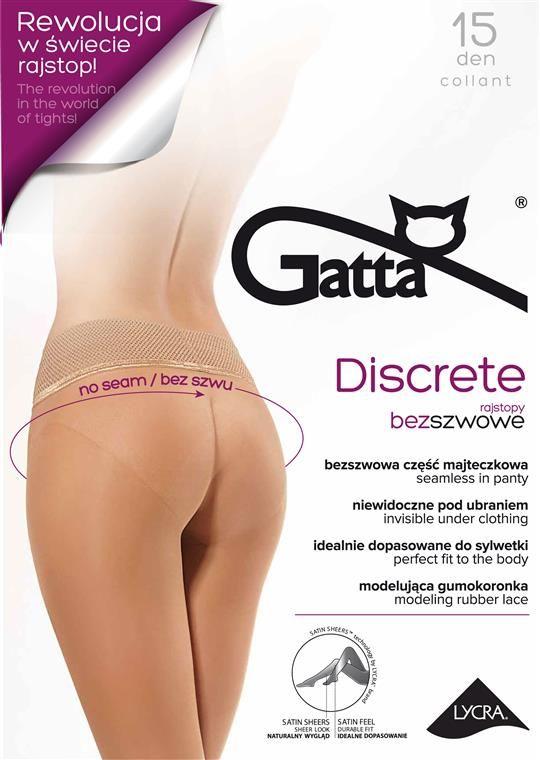RAJSTOPY GATTA DISCRETE 15
