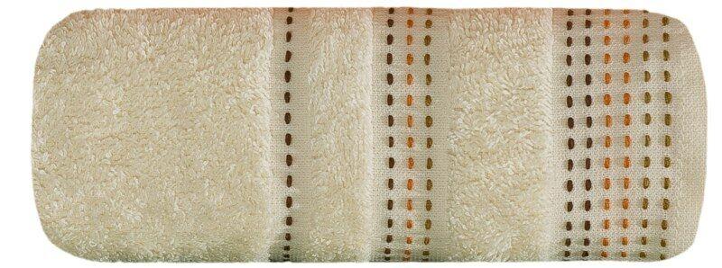 Ręcznik Pola 50x90 01 Kremowy Eurofirany