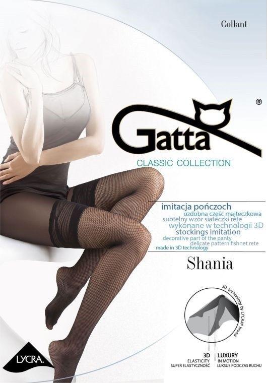 RAJSTOPY GATTA SHANIA kabaretki