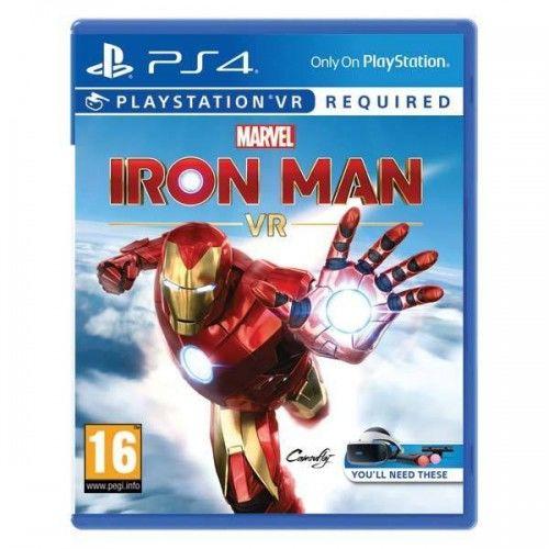 Marvel''s Iron Man VR PS 4