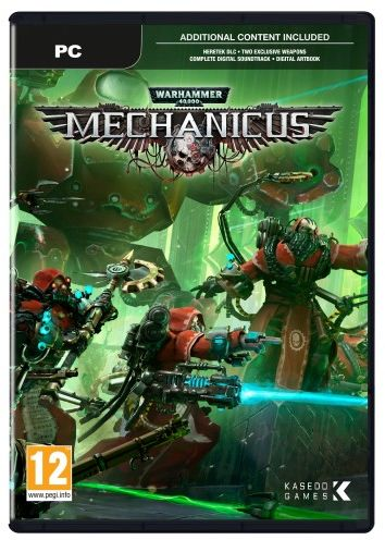 Warhammer 40000 Mechanicus PC