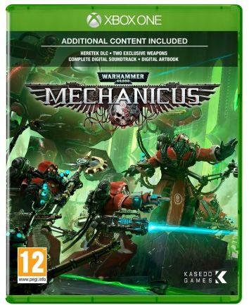 Warhammer 40000 Mechanicus XOne