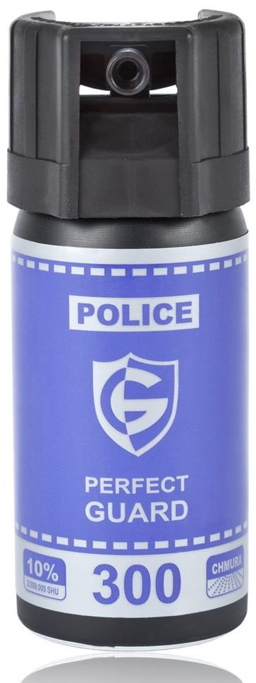 Gaz pieprzowy Police Perfect Guard 300 - 50 ml. chmura (PG.300)
