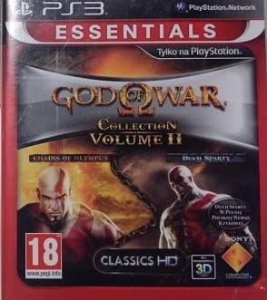 God of War Collection vol. 2 PS 3 Używana