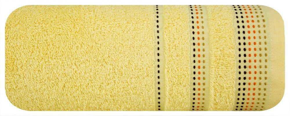 Ręcznik Pola 70x140 02 Żółty Eurofirany