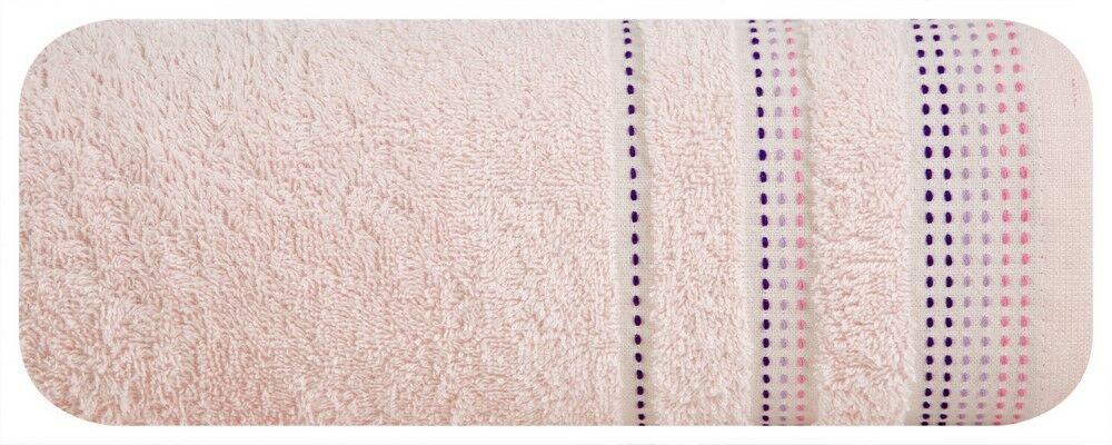 Ręcznik Pola 70x140 10 Różowy Eurofirany