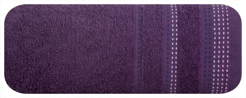 Ręcznik Pola 70x140 11 Śliwkowy Eurofirany