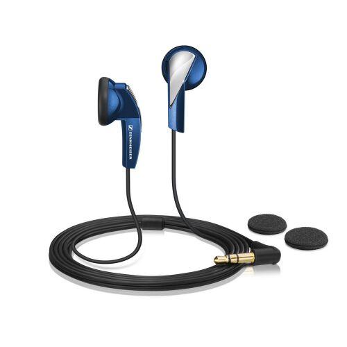 Słuchawki douszne Sennheiser MX 365, niebieskie