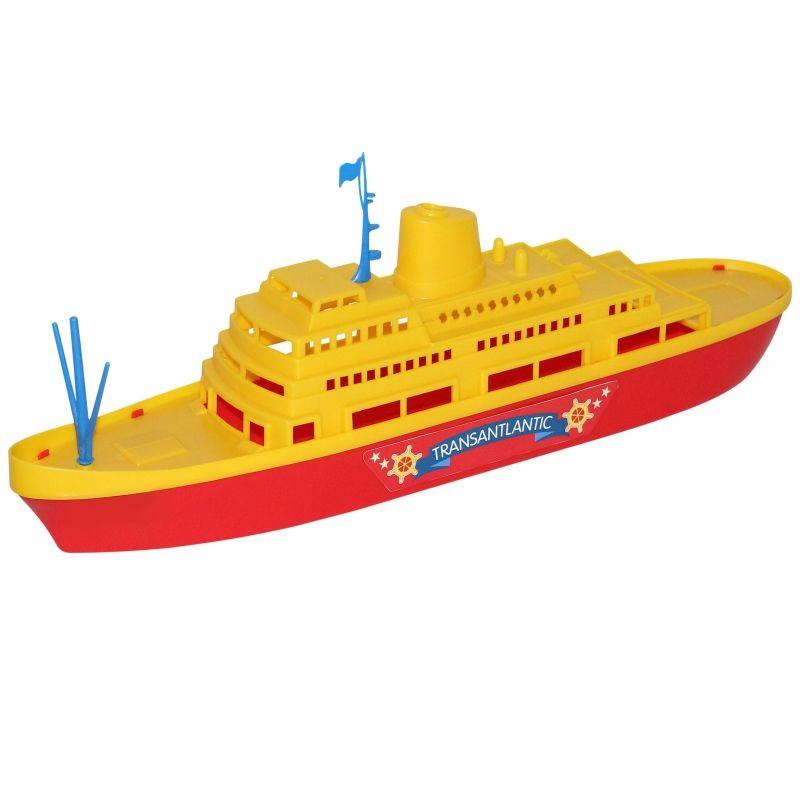 Wader Statek Rejsowy Transantlantic LK