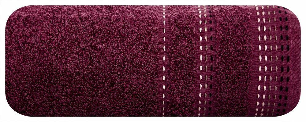 Ręcznik Pola 70x140 24 Bakłażanowy Eurofirany