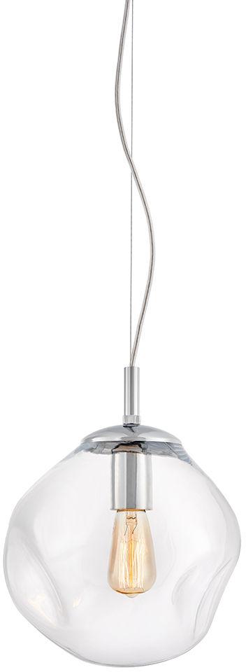 Lampa wisząca Avia S 10411109 oprawa przezroczysta Kaspa