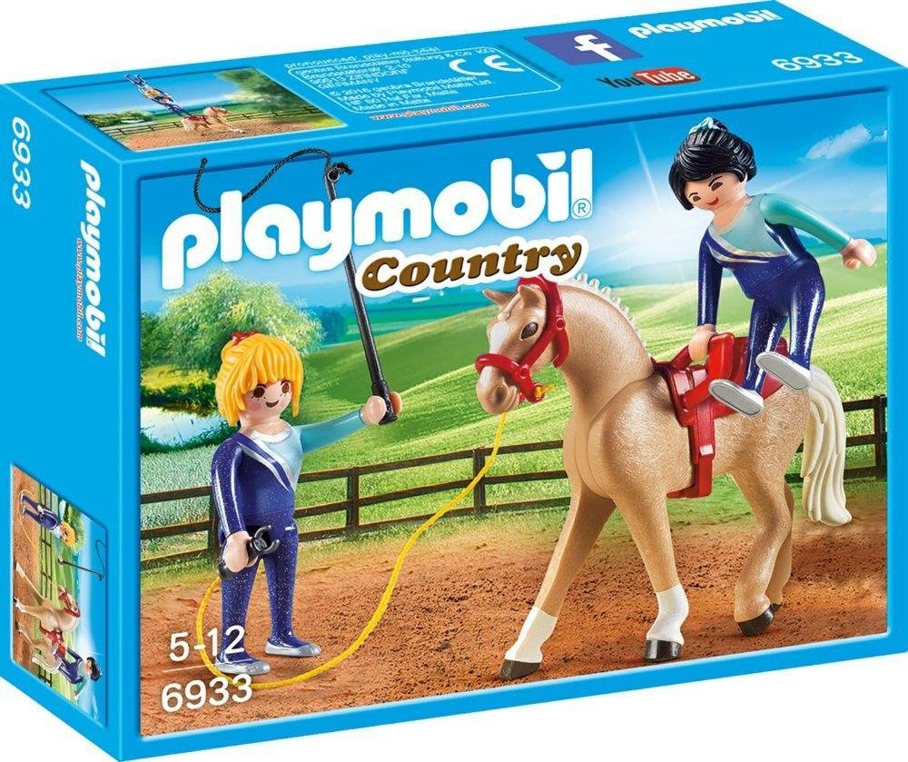 Playmobil Trening woltażerki 6933
