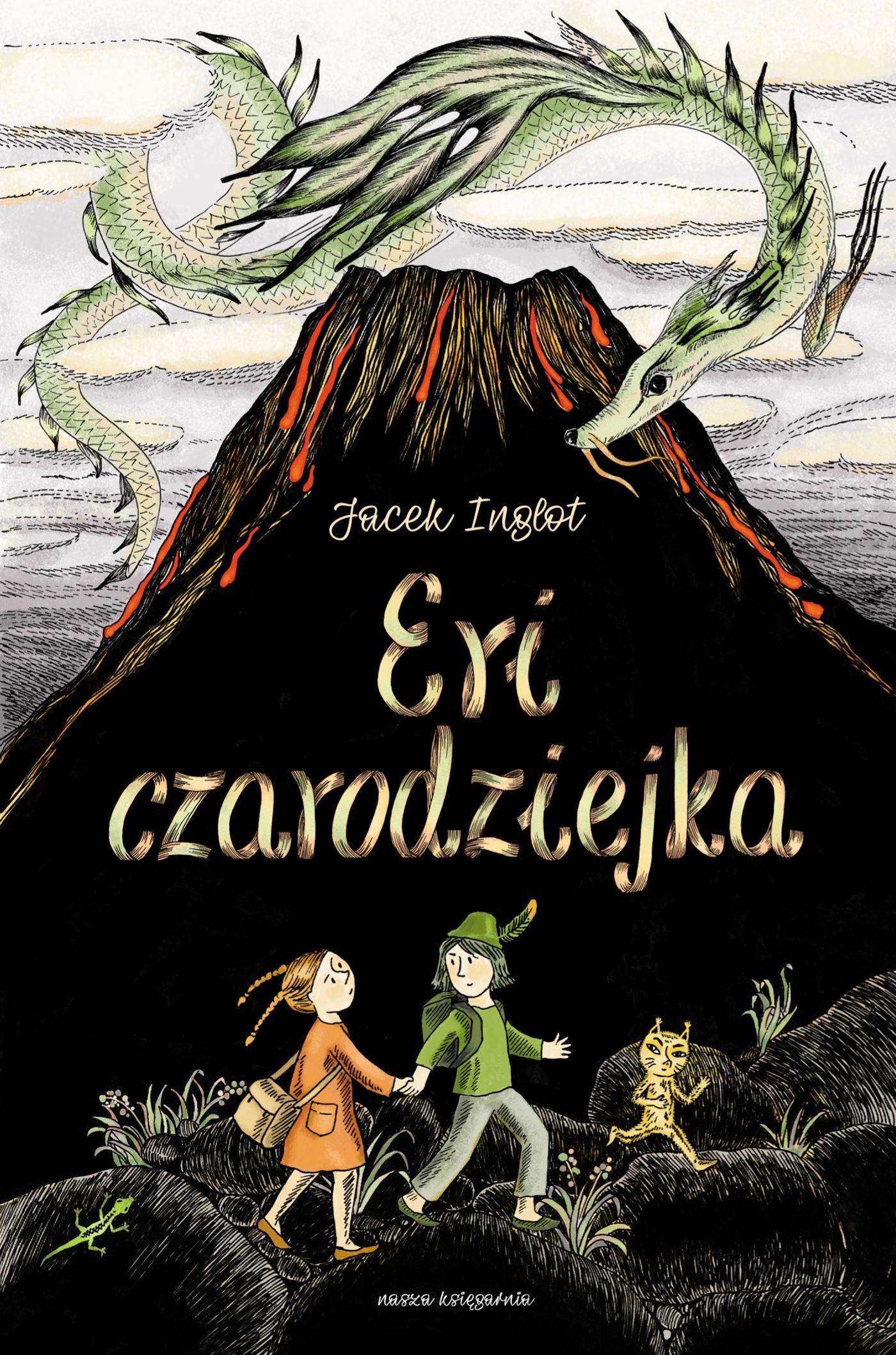 Eri czarodziejka - Jacek Inglot - ebook