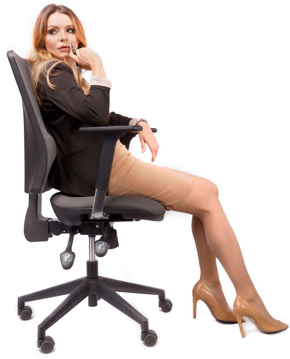 Fotel Business profilaktyczno-rehabilitacyjny Kulik System