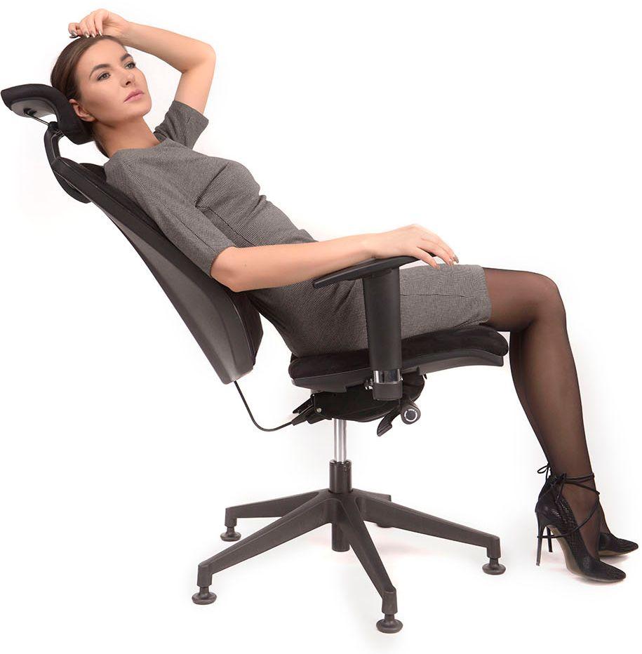 Galaxy fotel biurowy profilaktyczno rehabilitacyjny Kulik System