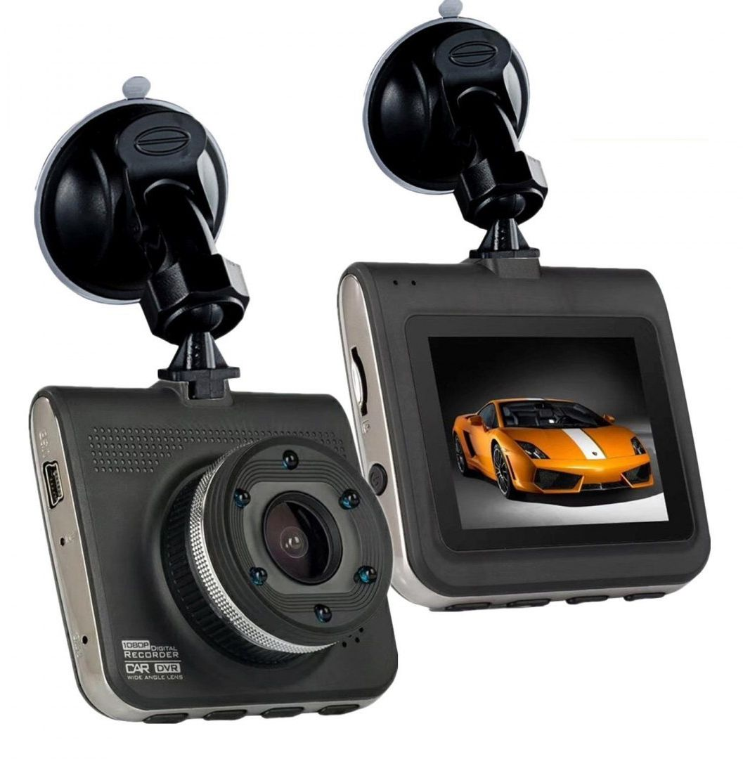 Wideorejestrator samochodowy HD Manta DVR301H