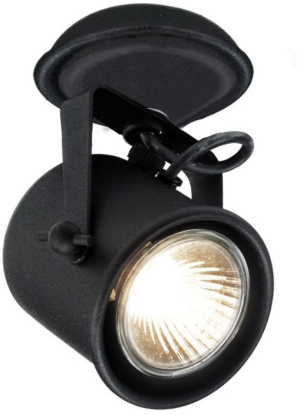 Reflektor Alter 1 50279102 oprawa czarna Kaspa