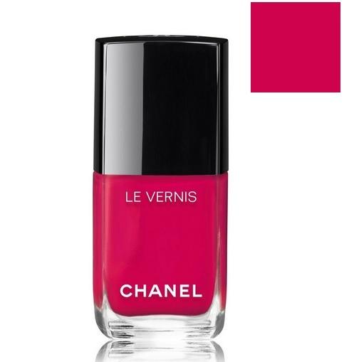 Chanel Le Vernis Longwear Nail Colour Lakier do paznokci nr 506 Camelia - 13ml Do każdego zamówienia upominek gratis.