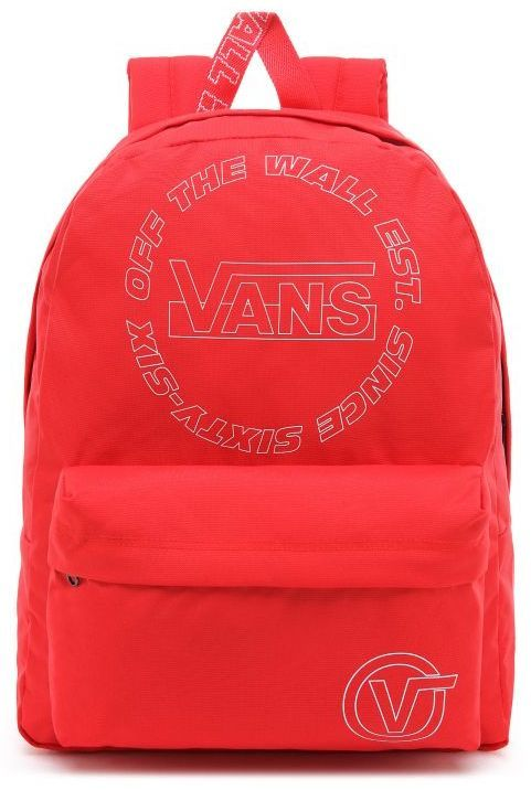 plecak VANS OLD SKOOL III BACKPACK Hibiscus