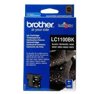 Tusz Oryginalny Brother LC-1100 BK (LC1100BK) (Czarny) - DARMOWA DOSTAWA w 24h