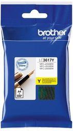 Tusz Oryginalny Brother LC3617 MFC-J2330DW MFC-J3530DW MFC-J3930DW LC3617Y Żółty