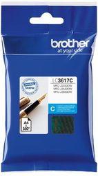 Tusz Oryginalny Brother LC3617 MFC-J2330DW MFC-J3530DW MFC-J3930DW LC3617C Niebieski