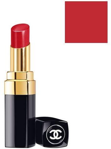 Chanel Rouge Coco Shine Hydrating Sheer Lipshine Nawilżająca pomadka do ust 91 Boheme - 3g Do każdego zamówienia upominek gratis.