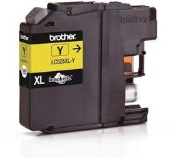 Tusz Oryginalny Brother LC525 DCP-J100 DCP-J105 MFC-J200 LC525XL-Y Żółty