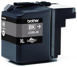 Tusz Oryginalny Brother LC529 DCP-J100 DCP-J105 MFC-J200 LC529XL-BK Czarny