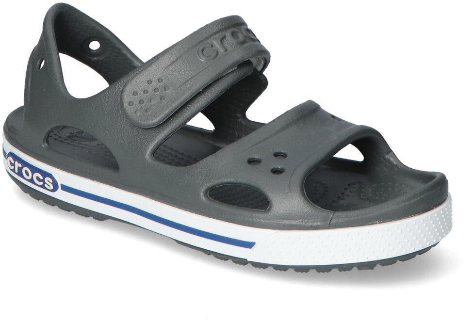 Sandały Crocs CROCBAND II 14854-0DB Szare/Niebieskie